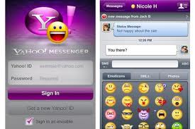 Yahoo! Messenger iPhone