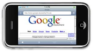 Google Search iPhone