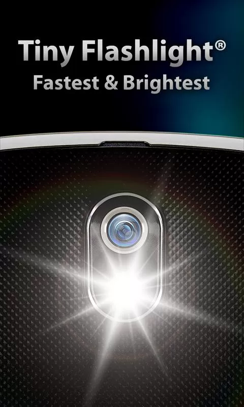 تطبيق Flashlight